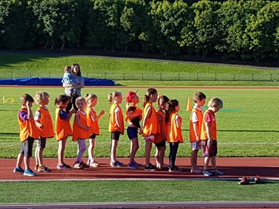 Club Training Night Ariki Athletics
